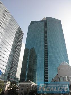 港区東新橋の賃貸オフィス・貸事務所 汐留シティセンター
