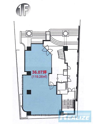 練馬区中村北の賃貸オフィス・貸事務所 イマスShyuKawaguchiビル