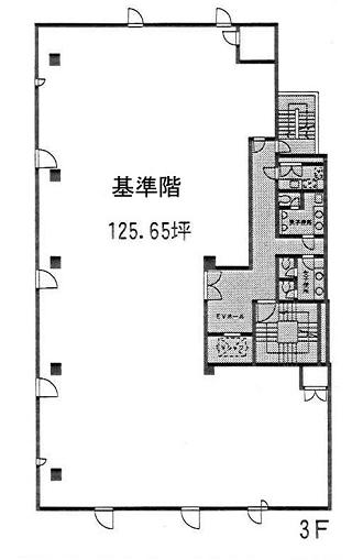 台東区上野の賃貸オフィス・貸事務所 上野横山ビル