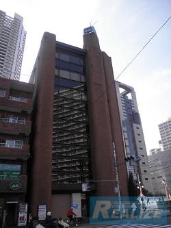 港区芝浦の賃貸オフィス・貸事務所 山楽ビル