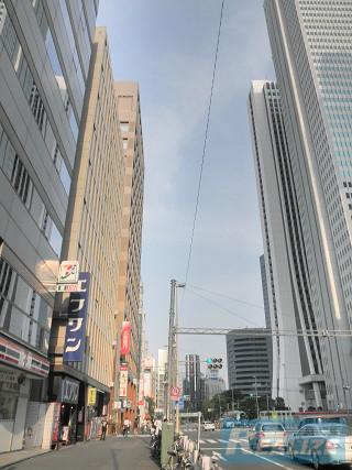 新宿区西新宿の賃貸オフィス・貸事務所 西新宿大京ビル