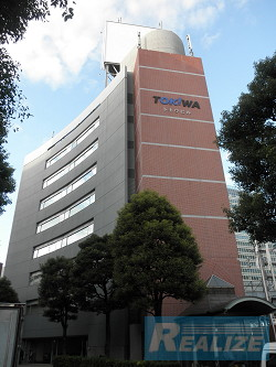 品川区大崎の賃貸オフィス・貸事務所 トキワビル