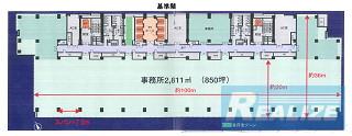 中央区日本橋の賃貸オフィス・貸事務所 日本橋一丁目三井ビルディング