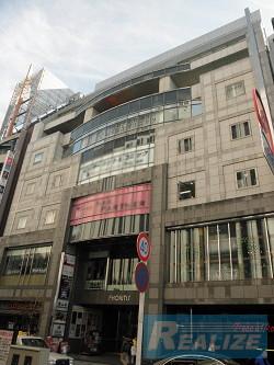 渋谷区道玄坂の賃貸オフィス・貸事務所 フォンティスビル