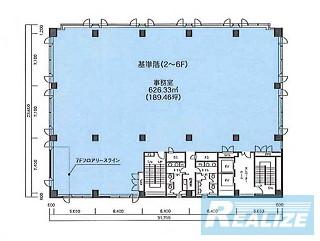 千代田区神田駿河台の賃貸オフィス・貸事務所 NMF駿河台ビル