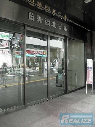 新宿区高田馬場の賃貸オフィス・貸事務所 日新西北ビル