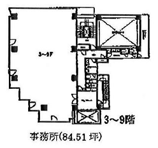 千代田区神田錦町の賃貸オフィス・貸事務所 寿ビル