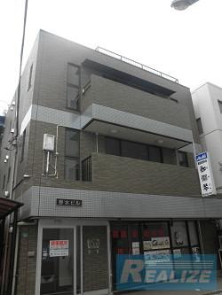 豊島区巣鴨の賃貸オフィス・貸事務所 春水ビル