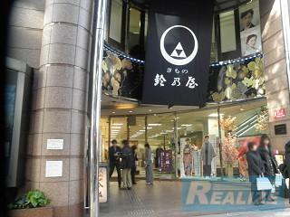 台東区上野の賃貸オフィス・貸事務所 上野鈴乃屋本店ビル