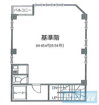 豊島区南大塚の賃貸オフィス・貸事務所 曾我ビル
