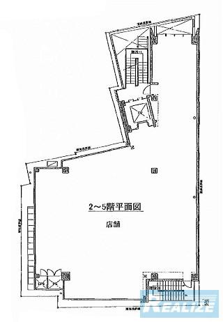 新宿区高田馬場の賃貸オフィス・貸事務所 テオリア高田馬場
