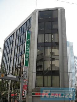 新宿区西新宿の賃貸オフィス・貸事務所 オークラヤビル