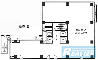 大田区大森北の賃貸オフィス・貸事務所 いちごブルク大森ビル