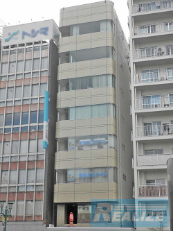 豊島区巣鴨の賃貸オフィス・貸事務所 ナカワデビル