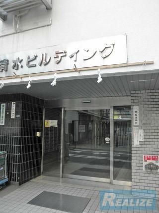 新宿区新宿の賃貸オフィス・貸事務所 清水ビル