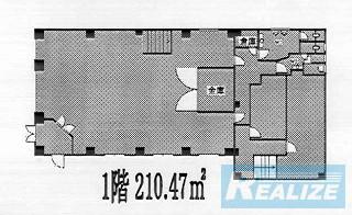 江戸川区松江の賃貸オフィス・貸事務所 L.E.ビル
