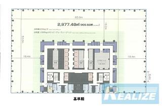 品川区大崎の賃貸オフィス・貸事務所 シンクパークタワー