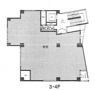 台東区上野の賃貸オフィス・貸事務所 宝丹ビル