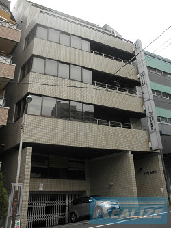 豊島区南大塚の賃貸オフィス・貸事務所 ヤマモト大塚ビル