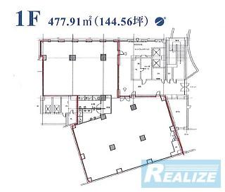 渋谷区広尾の賃貸オフィス・貸事務所 恵比寿プライムスクエアシティ