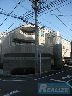 渋谷区富ヶ谷の賃貸オフィス・貸事務所 長山記念クリニック