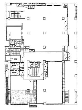 中央区八丁堀の賃貸オフィス・貸事務所 東京建設会館