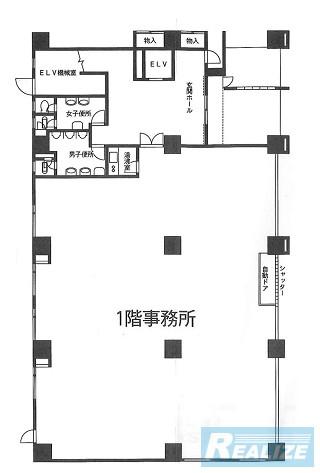 文京区関口の賃貸オフィス・貸事務所 関口町ビル