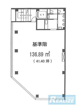 杉並区高円寺北の賃貸オフィス・貸事務所 泉ビル