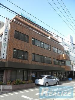 豊島区高田の賃貸オフィス・貸事務所 メイスンビル