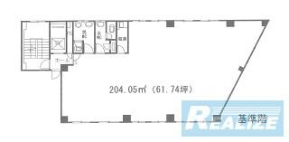 文京区湯島の賃貸オフィス・貸事務所 ATMビル