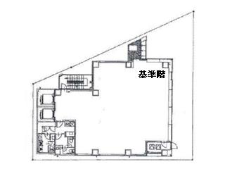 渋谷区渋谷の賃貸オフィス・貸事務所 ヒューリック渋谷宮下公園ビル