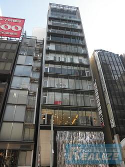 中央区銀座の賃貸オフィス・貸事務所 JEWEL BOX GINZA