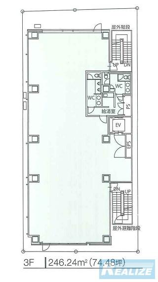 千代田区外神田の賃貸オフィス・貸事務所 Box'R Akiba