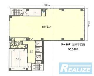 豊島区池袋の賃貸オフィス・貸事務所 池袋デュープレックスビズ