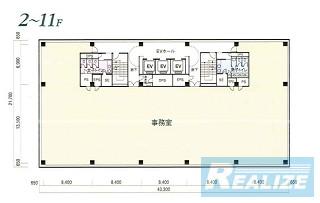 大田区西蒲田の賃貸オフィス・貸事務所 グリーンプレイス蒲田