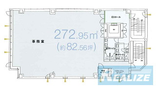 新宿区歌舞伎町の賃貸オフィス・貸事務所 西武新宿駅前ビル