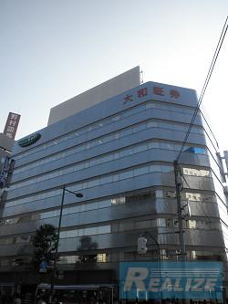 品川区西五反田の賃貸オフィス・貸事務所 NMF五反田駅前ビル