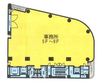 中央区日本橋浜町の賃貸オフィス・貸事務所 日本橋浜町ビル