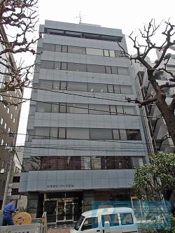 台東区台東の賃貸オフィス・貸事務所 シモジンビルディング