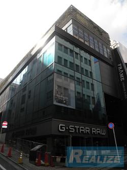 渋谷区神南の賃貸オフィス・貸事務所 フレーム神南坂