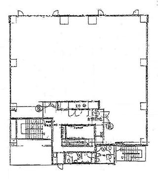 新宿区新宿の賃貸オフィス・貸事務所 新宿EAST COURT