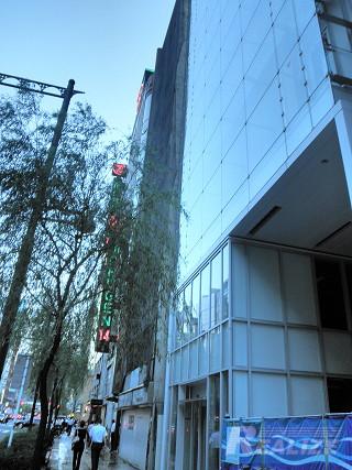 中央区銀座の賃貸オフィス・貸事務所 ブランエスパ銀座