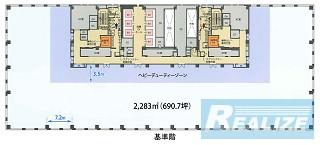 江東区青海の賃貸オフィス・貸事務所 ダイバーシティ東京 オフィスタワー
