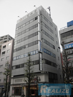 豊島区目白の賃貸オフィス・貸事務所 目白寛永堂ビル