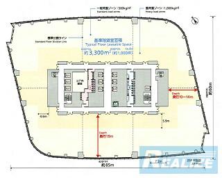 港区虎ノ門の賃貸オフィス・貸事務所 虎ノ門ヒルズ 森タワー