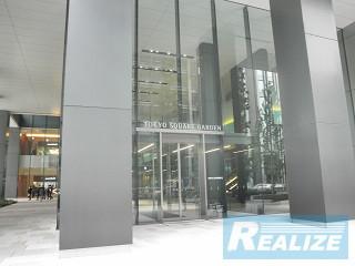 中央区京橋の賃貸オフィス・貸事務所 東京スクエアガーデン