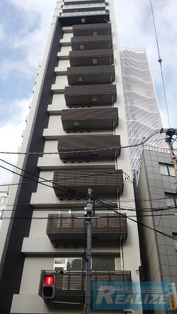 港区三田の賃貸オフィス・貸事務所 アクシオール三田