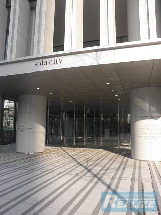 千代田区神田駿河台の賃貸オフィス・貸事務所 御茶ノ水ソラシティ