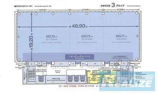 品川区大崎の賃貸オフィス・貸事務所 大崎ウィズタワー