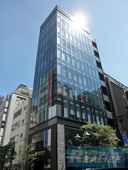 中央区銀座の賃貸オフィス・貸事務所 河北新報ビル